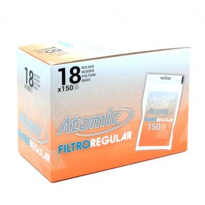 AT Filter Tips 8mm Polybag