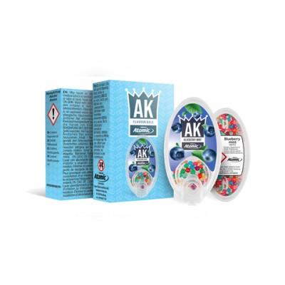AK-Aromakugeln Blaubeere Minze