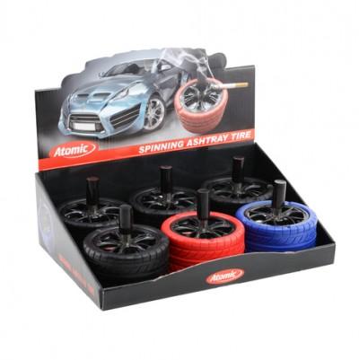 AT-Spinning Ashtray Tire