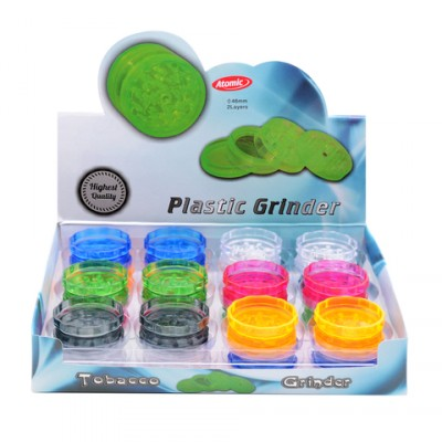 AT-Plastic Grinder TC ø48mm