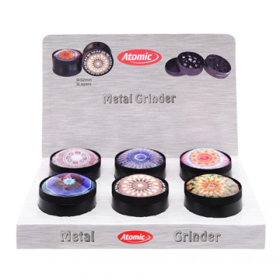 AT-Metal Grinder Psychedelic Ø
