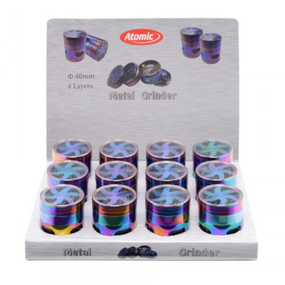 AT-Metal Grinder Window ø40mm