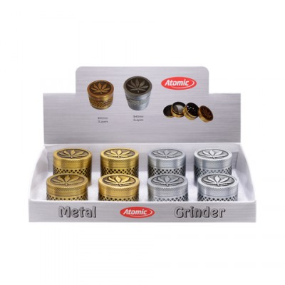 AT-Metal Grinder Ø40 Grid
