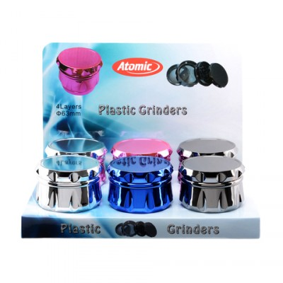 AT-Plastik Grinder Ø63, 4 Part