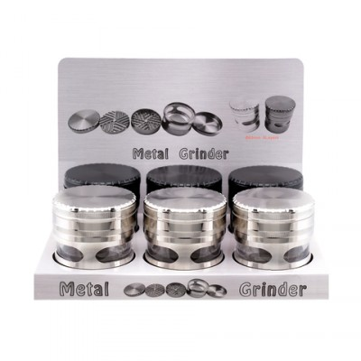 AT-Metall Grinder Ø63mm