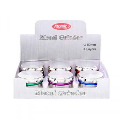 AT-Metal Grinder ø60mm Color R