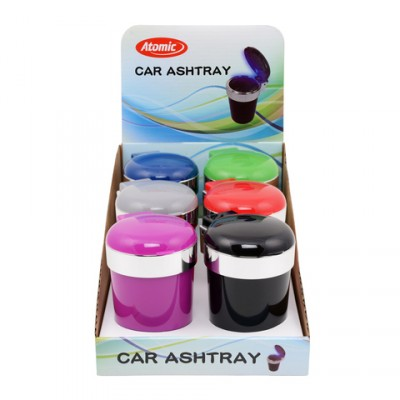 AT-Car Ashtray With Led 6c.