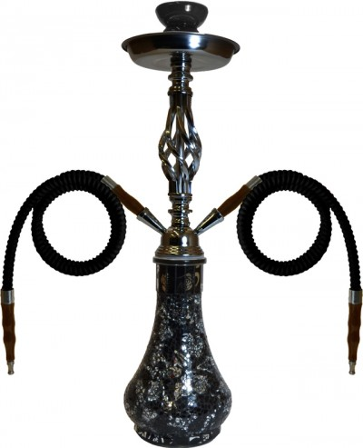 AT-Hookah 45cm BrokenFlowers S