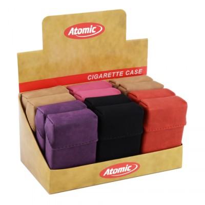 AT-Packungsbox Soft Alcantara
