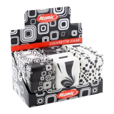 AT-Packungsbox Soft PU Black&W