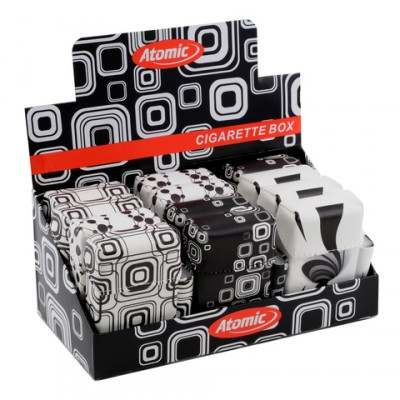 AT-Packbox+/holder Soft-PU bla