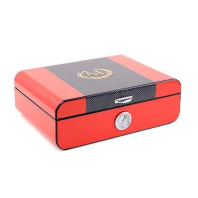 MY-Humidor Carbon, Rot