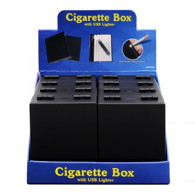 AT-USB Lighter/ Cigarette Box