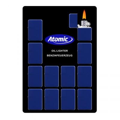 ATOMIC Oil blau