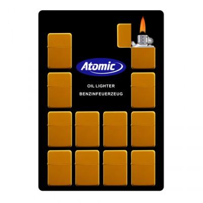 ATOMIC Oil gelb