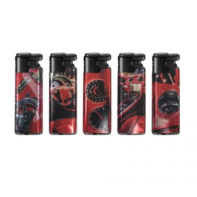 AT-Swing Turbo Convex Red Cars