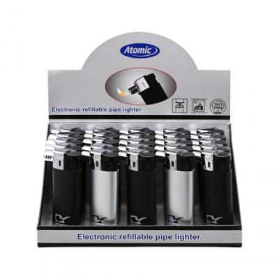 AT-Pipe Lighter SF schwarz/sil