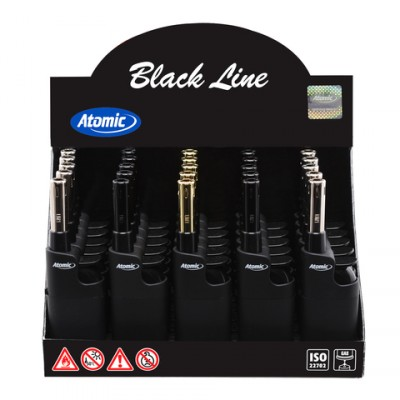 AT-Mini BBQ Black Line