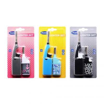 AT-BBQ Lighter Set Midi/Mini