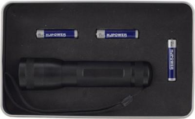 CO-T-Lampe 3W Black Tin