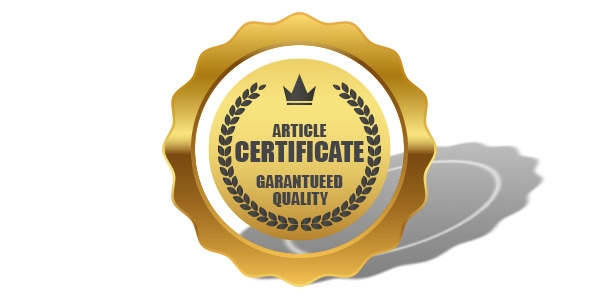 Product Certificates